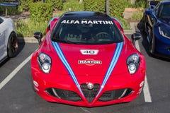 Alfa Romeo Stock Image