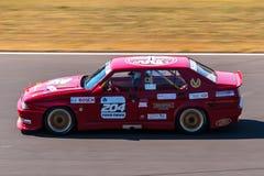 Alfa Romeo 75 raceauto Royalty-vrije Stock Fotografie