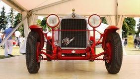 Alfa Romeo, roczników samochody fotografia royalty free