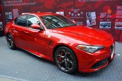 Alfa Romeo samochody obraz stock