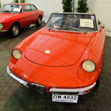 Alfa Romeo Spider Junior Royalty Free Stock Photography