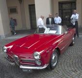 Alfa Romeo Spider Stock Images