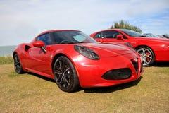 Alfa Romeo-sportwagen Royalty-vrije Stock Fotografie