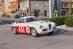 Alfa Romeo 1900 SSZ Zagato (1955) Photos libres de droits