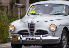 Alfa Romeo1900 Super berlina1955 Stock Photos