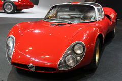 Alfa Romeo 1967 Royalty Free Stock Photography