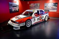 1993 Alfa Romeo 155 Tj Στοκ Φωτογραφία