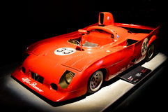 Alfa Romeo 33 TT 12 Fotografia Stock