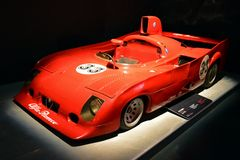 Alfa Romeo 33 TT12 Royalty Free Stock Image
