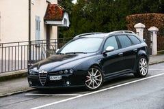 Alfa Romeo 159 photos libres de droits