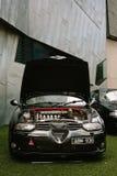 Alfa Romeo Wystawia - Melbourne (AROCA) Obraz Stock