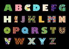 Alfabético Imagenes de archivo