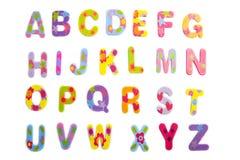 alfabet Royaltyfri Bild