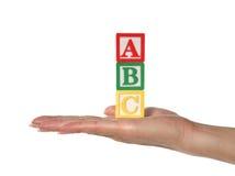 alfabet Fotografia Royalty Free