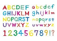 alfabet Arkivbild