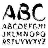Alfabet Royalty-vrije Stock Afbeelding