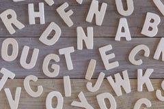 alfabet Fotografia Stock