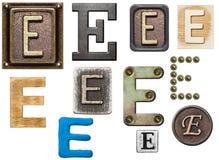 alfabet Zdjęcie Stock