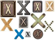 alfabet Zdjęcia Stock