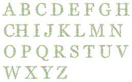 alfabet royalty ilustracja