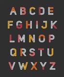 alfabet Zdjęcie Royalty Free