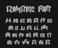 Alfabet för design stock illustrationer