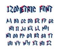 Alfabet för design vektor illustrationer