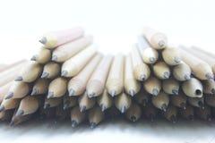 Alfabet plastic brief stock foto