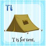 Alfabet T Royaltyfria Bilder
