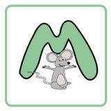 Alfabet voor kinderen Stock Afbeeldingen