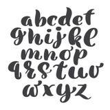 alfabetelement som scrapbooking vektorn Exklusiva egenbokstäver Bokstäver- och egentypografi för designer: Logo för affisch, inbj stock illustrationer