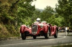 Alfabetisk Romeo 6 C Royaltyfria Foton