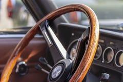 Alfabetisk Romeo Alfetta 1600 royaltyfri foto