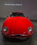 Alfabetisk 1964 Romeo Giulia TZ Royaltyfria Foton