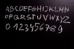 Alfabeto Imagenes de archivo