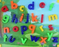 Alfabeto Foto de archivo
