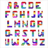 alfabeto 0316_24 Foto de Stock Royalty Free