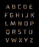 Alfabeto Fotos de Stock