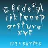 Alfabeto del vector Foto de archivo libre de regalías