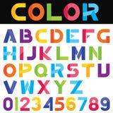 Alfabeto Lettere da A alla Z Immagine Stock Libera da Diritti