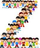 Alfabeto Z do formulário das crianças ilustração do vetor