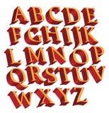 Alfabetos Imagen de archivo