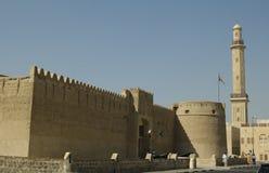 AlFahidi Fort Royaltyfria Foton