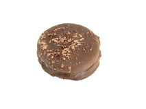 Alfajor. Delicious and tasty chocolate dessert from argentina royalty free stock image