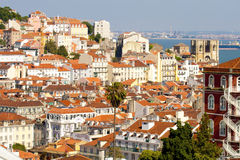 Alfama Royalty Free Stock Images