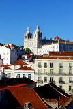 Alfama, Lisbon, Portugal Royalty Free Stock Image