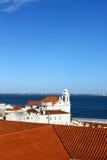 Alfama, Lisbon, Portugal Stock Image