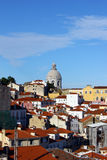 Alfama, Lisbon, Portugal Royalty Free Stock Photos