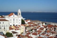 Alfama, Lisbon, Portugal Royalty Free Stock Photo