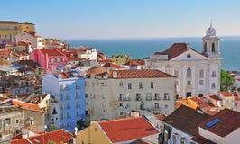 Alfama, Lisbon Royalty Free Stock Image